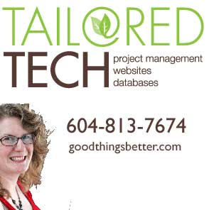 Tailored Tech - Websites, Databases, Project Management 604-813-7674